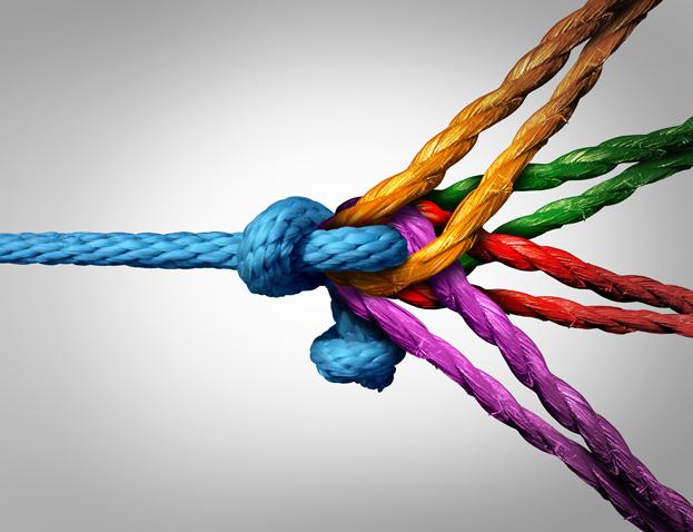 Systemische Beratung - den Knoten lösen